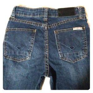HUDSON Boys Straight Leg Jean's sz 8